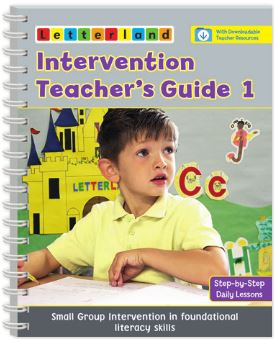 Intervention Teacher's Guide 1