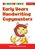 Early Years Handwriting Copymasters