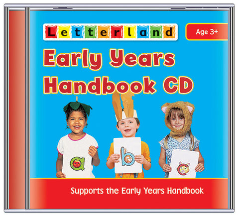Early Years Handbook (CD)