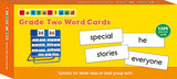Grade Two Word Cards