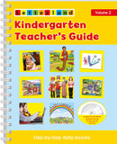 Kindergarten Vol. 2 Teacher's Guide
