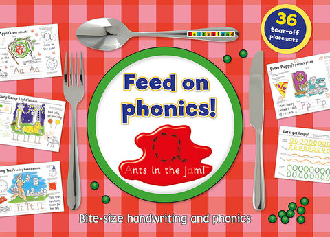 Feed on Phonics