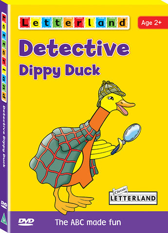 Detective Dippy Duck (DVD)