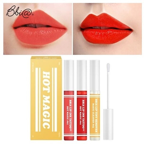 BBIA - Lip Ink Tattoo EX Hot Magic Trio
