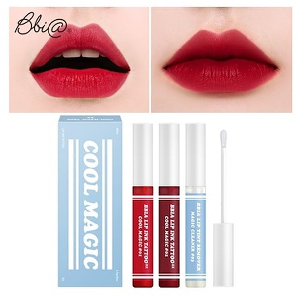 BBIA - Lip Ink Tattoo EX Cool Magic Trio