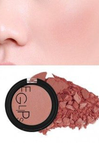 Eglips - Apple Fit Blusher 09 Caramel Pink (New)