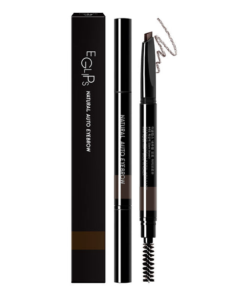 Eglips - Natural Auto Eyebrow Dark Brown