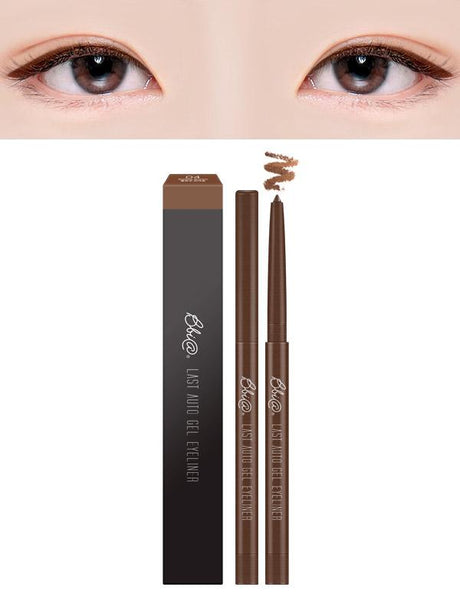 BBIA - Last Auto Gel Eyeliner 04 Mellow Brown