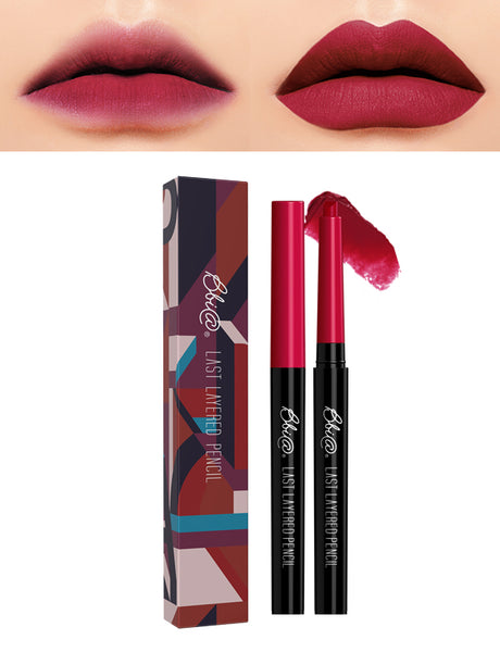 BBIA - LAST LAYERED PENCIL LO3 HAUTE RED