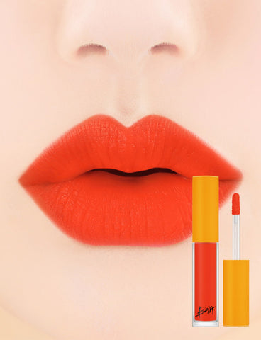 BBIA - LAST LIP MOUSSE 07 012 ORANGE