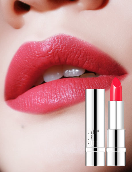 Eglips - Lively Lip Rouge 104M Breeze Coral