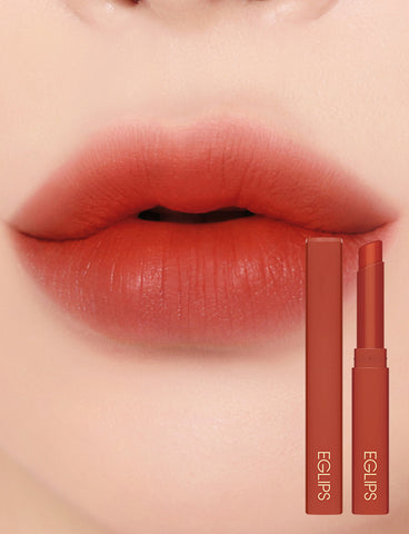 Eglips - Muse In Velvet Lipstick V004 Over Chili