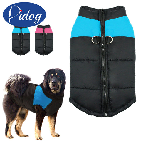 Dog Clothes For Large Big Dog Winter Coat Jacket