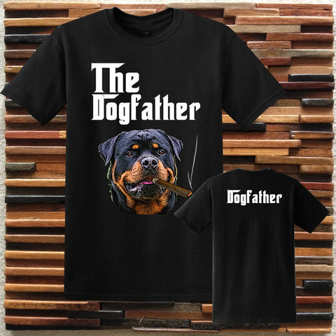 T Shirts The Dog Father Rottweiler