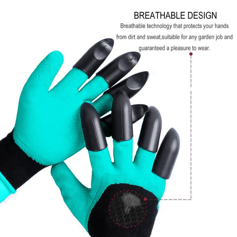 Pets Cuddles Gloves With Fingertips Claws