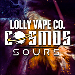 LOLLY VAPE CO - COSMOS SOURS