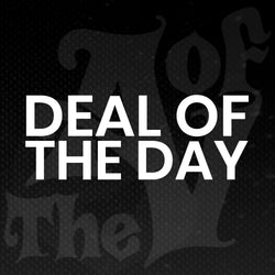TUESDAY - DAILY DEAL