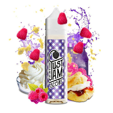 Just Jam - On Scone 50ml - The Ace Of Vapez