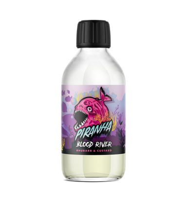 Piranha - Blood River 200ml Shortfill