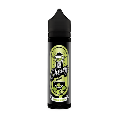 Chewy - Tropical Bubblegum 50ml