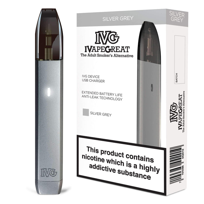 IVG Pod Starter Kit - Includes 4 Pods - The Ace Of Vapez