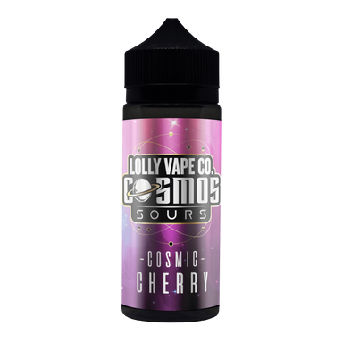 Lolly Vape Co Cosmos Sours - Cosmic Cherry 100ml