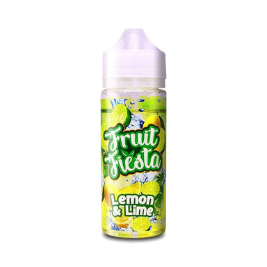 Fruit Fiesta - Lemon & Lime 100ml
