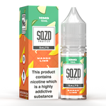 SQZD Juice Co. - Mango Lime Nic Salt 10ml