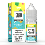 SQZD Juice Co. - Tropical Punch Nic Salt 10ml