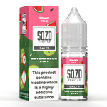 SQZD Juice Co. - Watermelon Kiwi 10ml Nic Salt