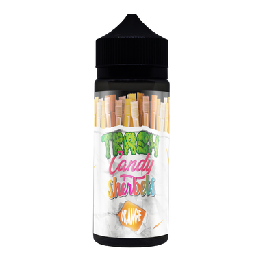 Trash Candy Sherbets - Orange 100ml - The Ace Of Vapez