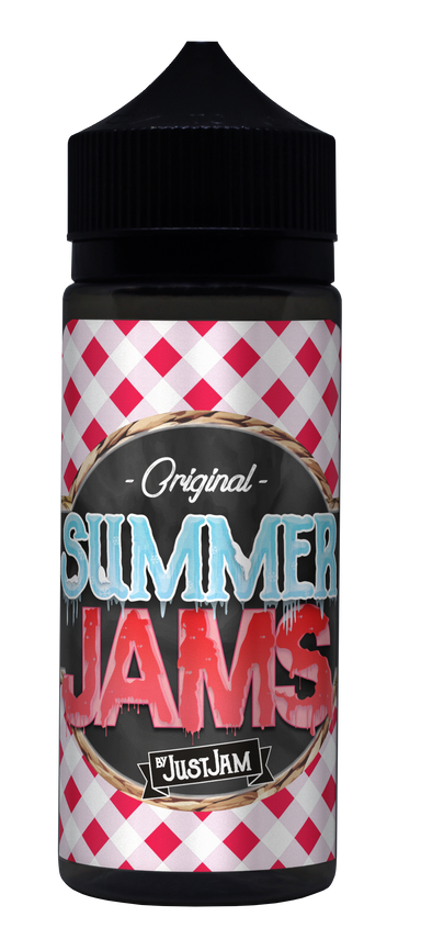 Just Jam - Summer Jams Original 100ml