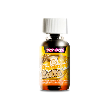 Drip Hacks - Honeycomb Latte Concentrate 30ml