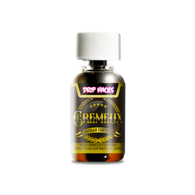 Drip Hacks - Cremeux Concentrate 30ml