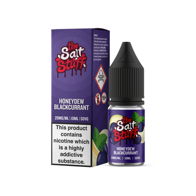 The Sweet Stuff - Honeydew Blackcurrant 10ml - The ace of vapez