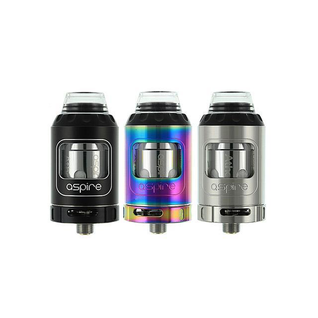 Aspire Athos 2ml Tank (BLACK ONLY) - The Ace Of Vapez