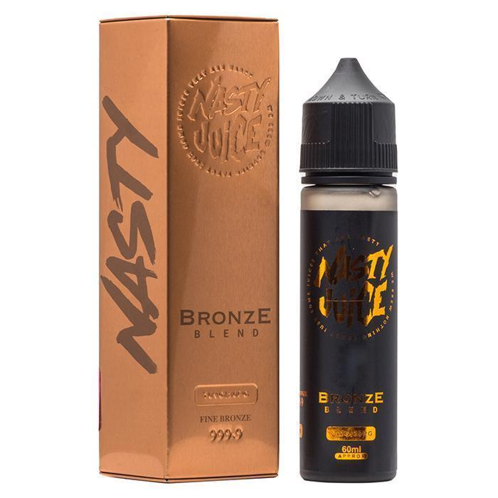 Nasty Juice - Bronze Blend 50ML shortfill