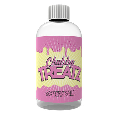 Chubby Treatz - Screwball 200ML Shortfill