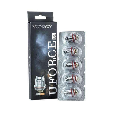 Voopoo Uforce Coils (Pack of 5 coils)