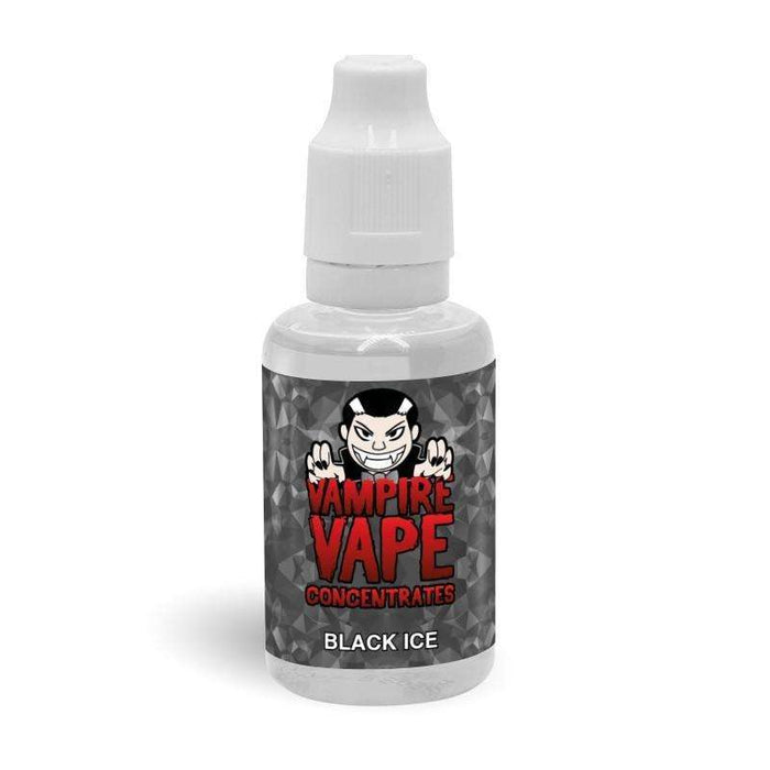 Vampire Vape Black Ice Concentrate - The ace of vapez