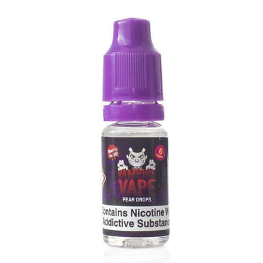 Vampire Vape - Pear Drops 50/50 - The ace of vapez