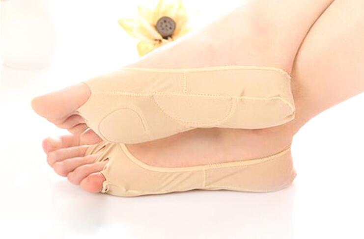 1 Pair Foot care pads Fasciitis Arch Support Plantar Sleeve Cushion Flat Feet Orthopaedic Pad