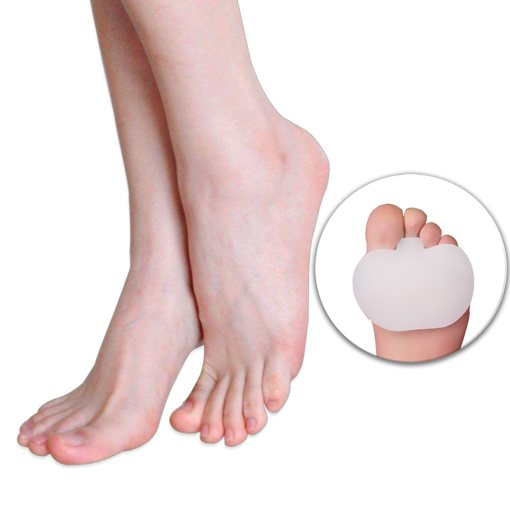 Metatarsal Ball Of Foot Pain Relief Gel Pads Cushion Forefoot Toe Shoe Insole US