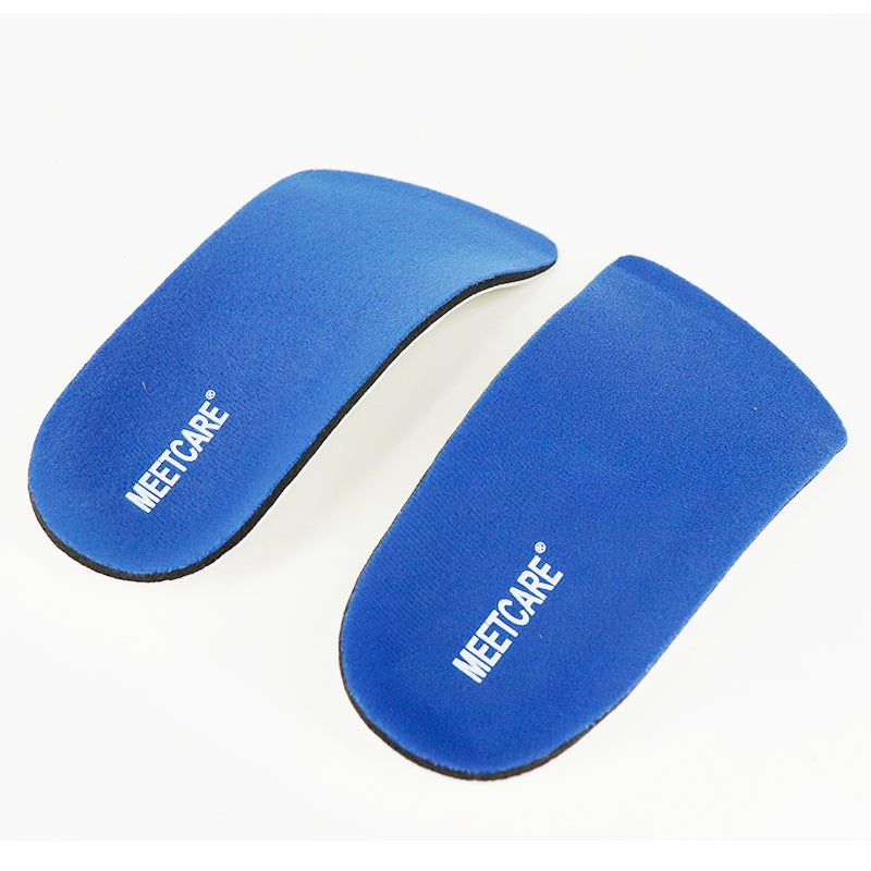 Plantar Fasciitis Valgus Flat Foot Sports Memory Correction Arch Heel Pad Orthopedic Insole Plantar Deodorant Pedicure Care Tool