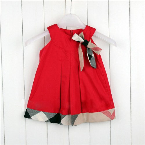 fashion Baby Dress, Casual Kids clothes