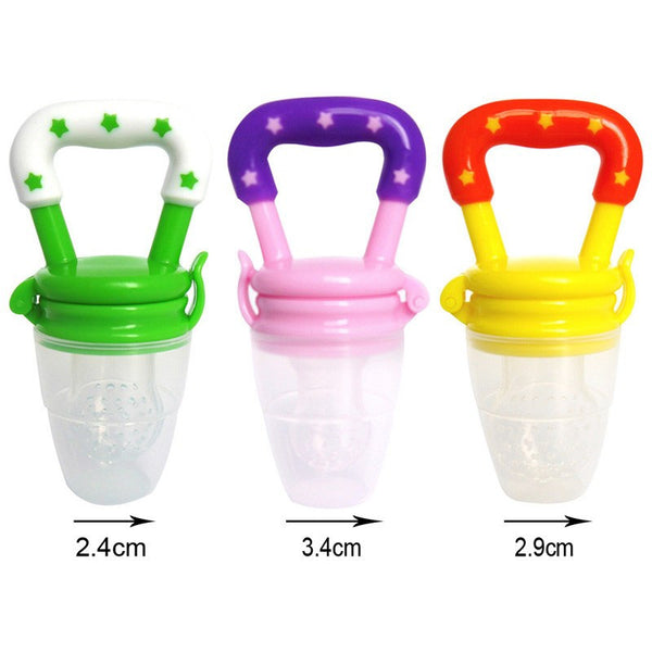 1Pcs Of Baby Pacifier Fresh Food - The perfect way to toddler to recognize new flavors