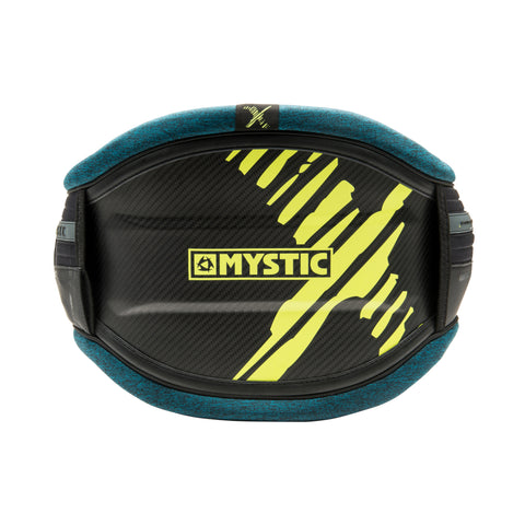 MYSTIC MAJESTIC X WAIST HARNESS - NO SPREADERBAR - TEAL - 2018