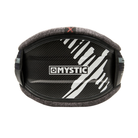 MYSTIC MAJESTIC X WAIST HARNESS - NO SPREADERBAR - BLACK - 2018