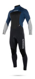 MYSTIC STAR 5/4MM BACKZIP WETSUIT – NAVY – 2018