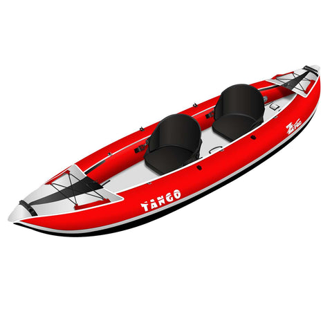 Z-pro Tango 2 man Inflatable Kayak Red
